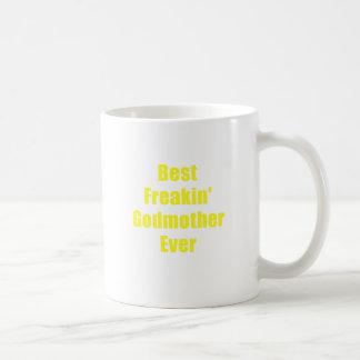 Best Freakin Godmother Ever Mug