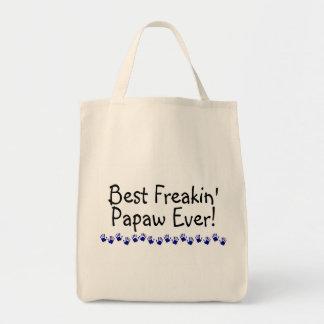 Best Freakin Papaw Ever Tote Bag