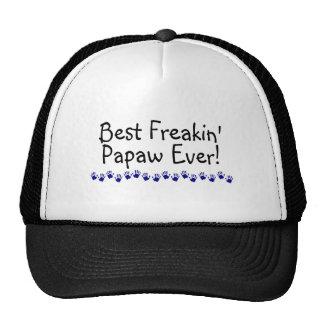 Best Freakin Papaw Ever Trucker Hat