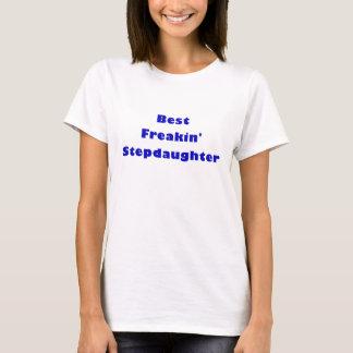 Best Freakin Stepdaughter T-Shirt