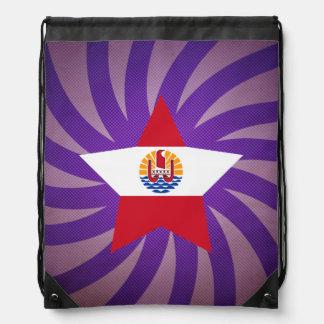 Best French Polynesia Flag Design Backpacks