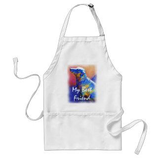 Best Friend apron