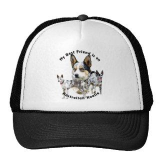 Best Friend Australian Koolie Merle Trucker Hat