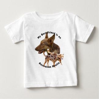 Best Friend Australian Koolie red Tee Shirt