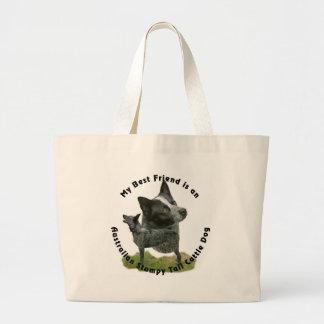 Best Friend Australian Stumpy Tail Bag