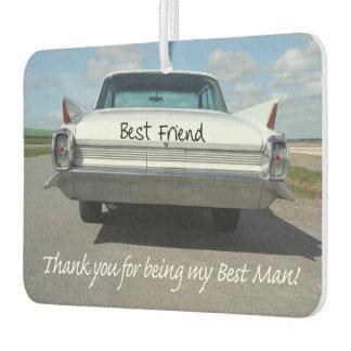 best friend best man thank you