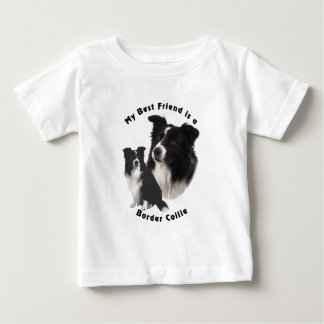 Best Friend Border Collie Tee Shirt