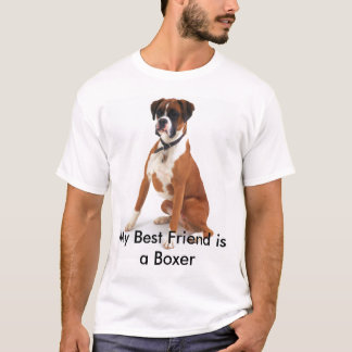 Best Friend Boxer T-Shirt