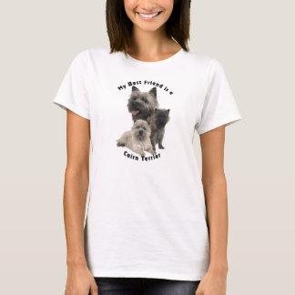Best Friend Cairn Terrier T-Shirt