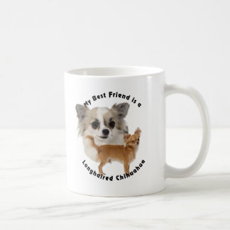 Best Friend Chihuahua Longhaired Mug
