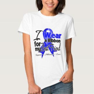 Best Friend - Colon Cancer Ribbon T-Shirt