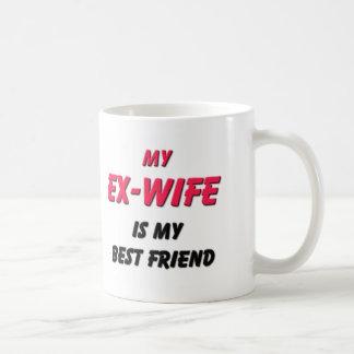 Best Friend Ex-Wife Coffee Mug
