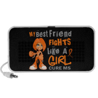 Best Friend Fights Like Girl MS 42 9 png Portable Speakers
