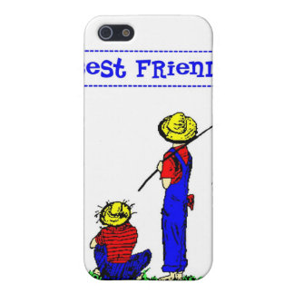Best Friend Fisherboys iPhone SE/5/5s Case