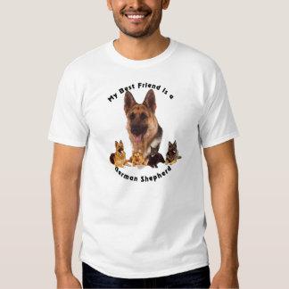 Best Friend German Shepherd T-Shirt
