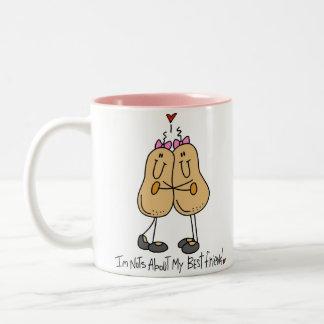 Best Friend Gift Coffee Mugs