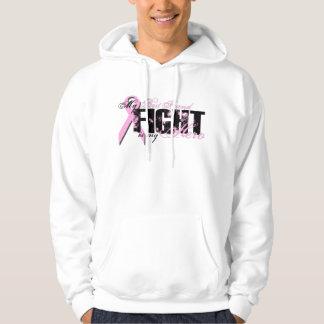 Best Friend Hero - Fight Breast Cancer Hoodie
