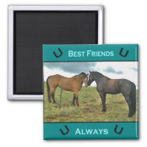 Best Friend Horse magnet