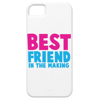 BEST FRIEND in the making iPhone 5 Covers
