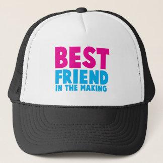 BEST FRIEND in the making Trucker Hat