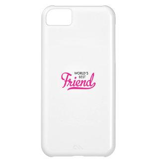 best friend iPhone 5C cover