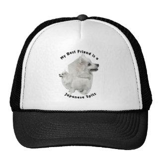 Best Friend Japanese Spitz Trucker Hat