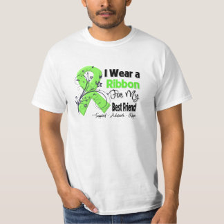 Best Friend - Lymphoma Ribbon Tee Shirt