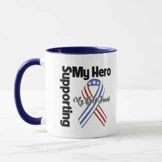 Best Friend - Military Supporting My Hero Mug
