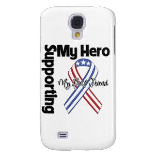 Best Friend - Military Supporting My Hero Samsung Galaxy S4 Covers