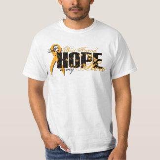 Best Friend My Hero - Leukemia Hope T-Shirt