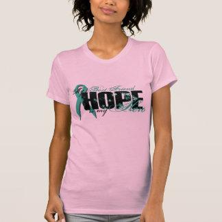 Best Friend My Hero - Ovarian Hope T-Shirt