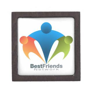 Best Friend Network Icon Jewelry Box