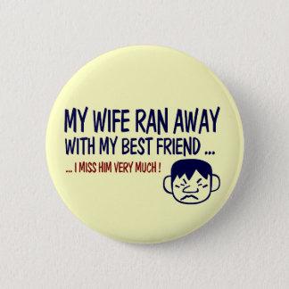 Best Friend Pinback Button