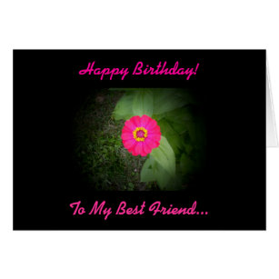 Happy birthday lori cards greeting photo cards zazzle best friend poem birthday card bookmarktalkfo Choice Image