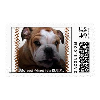 best friend postage stamps