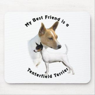 Best Friend Tenterfield Terrier Mouse Pads