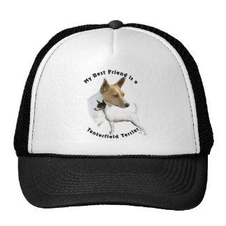 Best Friend Tenterfield Terrier Trucker Hat