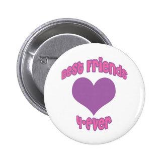 Best Friends 4-Ever Button