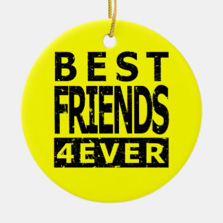 best friends 4 ever christmas tree ornaments. Black Bedroom Furniture Sets. Home Design Ideas