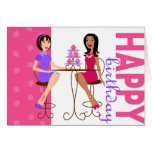 Best Friends and Cupcakes! Cards