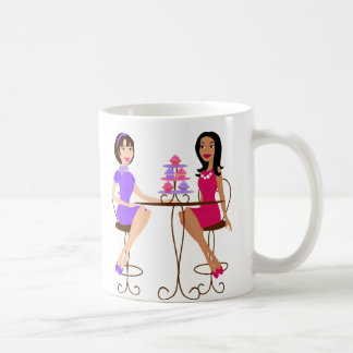 Best Friends and Cupcakes Coffee Mugs