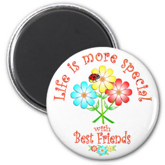 Best Friends are Special Magnet