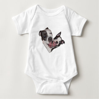 Best Friends Baby Bodysuit