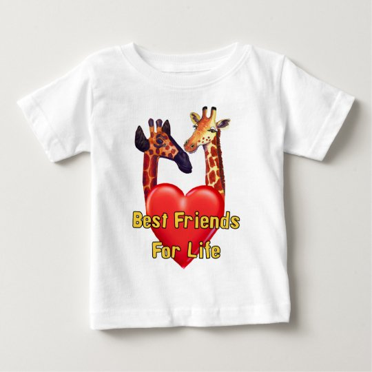Best Friends Baby T-Shirt