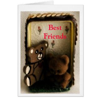 Best Friends Bear Buddies Card