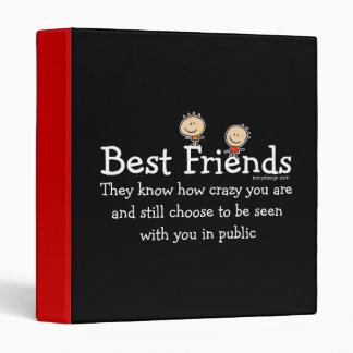 Best Friends Binder