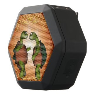 Best friends black bluetooth speaker