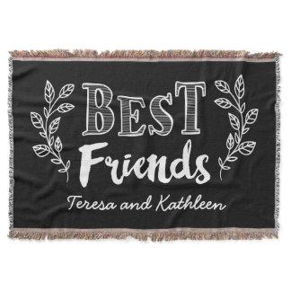 Best Friends Blanket
