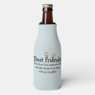 Best Friends Bottle Cooler