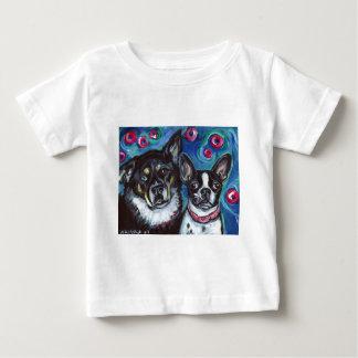 Best Friends Bruno & Fergie Baby T-Shirt